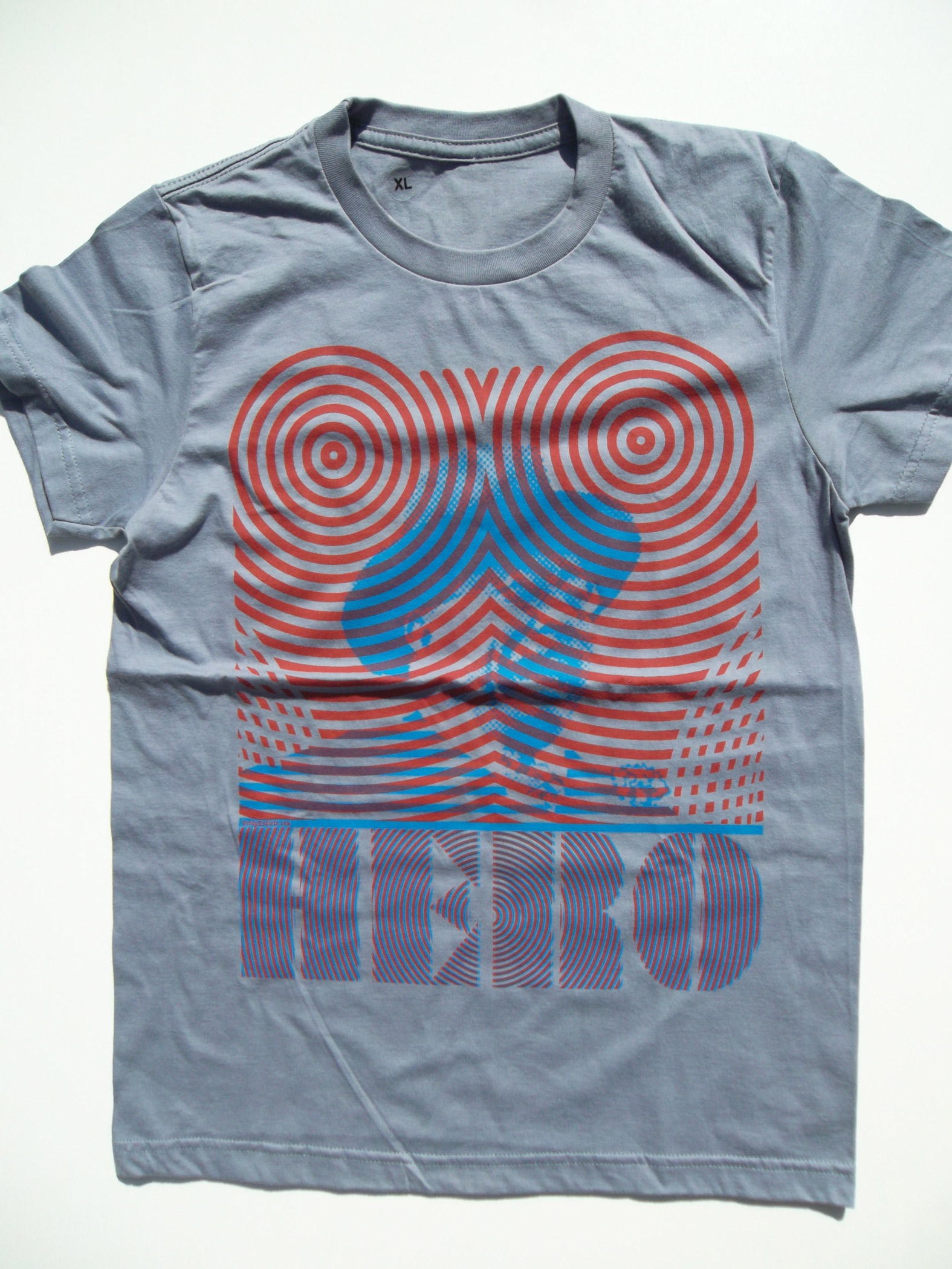 Hero-T-Womens-Slate-Tshirt